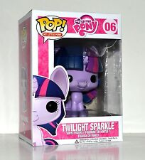 Funko Pop My Little Pony Twilight Sparkle Vinyl Figure #06