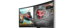 Samsung S29E790C 29-Inch 60hz Curved LED With PSU NO STAND