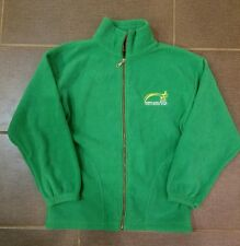 RARE 2007 KOREAN MUSIC FESTIVAL Hollywood Bowl Event Jacket Green Fleece