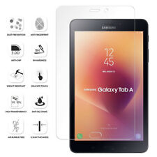 For Samsung Galaxy Tab A 8.0 Anti-Fingerprint Tempered Glass Screen Protector