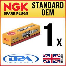 1x NGK CR7HS (7223) Standard Spark Plug For HONDA C70C/E 82-->86