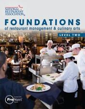 Foundations of Restaurant Management & Culinary Arts: Level 2 by National Resta