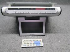 "Polaroid FDM-0715 7"" LCD Television Under Cabinet TV/Radio System with Remote"