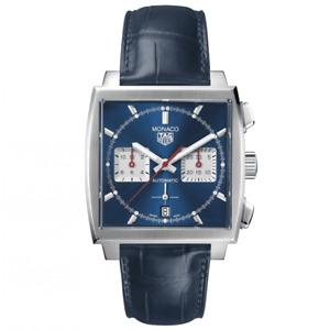 orologio TAG HEUER monaco Calibre 02 chrono auto ref. CBL2111.FC6453
