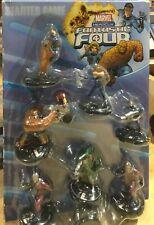 Wiz Kids | Marvel Heroclix | Fantastic Four 7 Figure Starter Game | Brand New