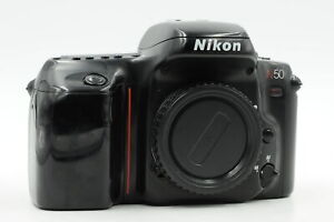 Nikon N50 AF SLR Film Camera Body #182