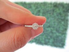 ".70 Carat Face Diamond Illusion Ring 18k White Gold TR04 sep ""SJ"" (PRE-ORDER)"