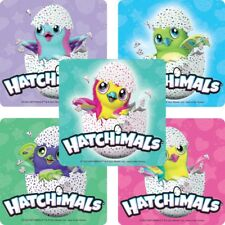 20 Hatchimals STICKERS Party Favors Supplies Birthday treat bags
