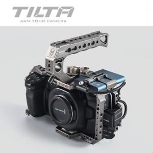 Tilta TA-T01 Half Full Camera Cage for BMPCC 4K/6K Tiltaing