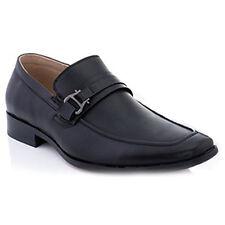 Adolfo Men's Slip on Dress Shoes Johnston-1 Black Size 8 US
