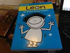 Leon The Hottest Cyclops Around Complete Season 1 DVD annie groovie 52 episodes!