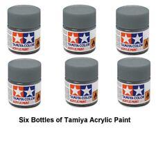 Tamiya 81775 Acrylic Mini XF75 I.J.N Grey 10 ml Bottle Acrylic Modelling Paint