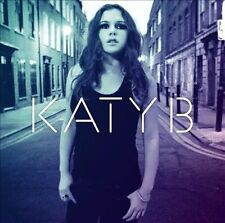 BRAND NEW SS KATY B ON A MISSION CD DUBSTEP DANCE DJ INDIE MAGNETIC MAN