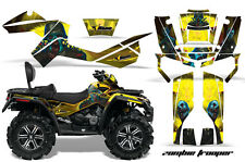 Can-Am Outlander Max ATV Graphic Kit 500/800 AMR Decal Sticker Part ZOMBIE Y
