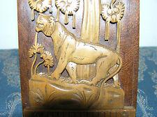 Vintage Hand Carved Wooden Decoration.
