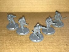 Dust Tactics 1947 Studio, Sturmgrenadier, Assault Engineer Squad, No cards