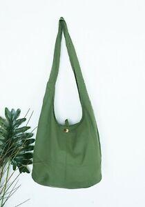 Hobo Shoulder Bag Sling Cross body Bag Hippie Yoga Bag Beach Bag Travel bag