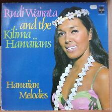 RUDI WAIRATA AND THE KILIMA HAWAIIANS CHEESECAKE HOLLAND PRESS LP CNR