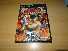TEKKEN 5-Sony Playstation 2 PS2 NTSC JAPAN NUOVO SIGILLATO