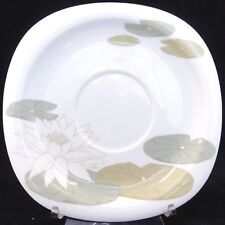 WATER LILY Suomi Series Rosenthal Cream Soup Stand NEW NEVER USED made Germany