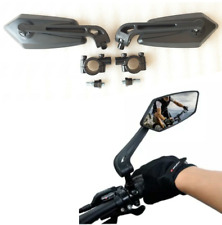 Pair Wide Rear view Side for Mirrors Kaabo Zero Dualtron Vsett Scooter 2021 Uk