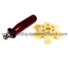 Yellow Jacket 61171 6-In-1 Fin Straightener