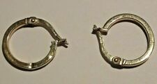 Boucles D'oreilles  18 carats 750/1000 Gold earring