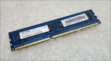 2GB Elpida Lenovo 64Y6649 PC3-10600U 1333MHz DDR3 1Rx8 Non - ECC Computer