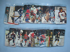 SET 22 1977/78 TOPPS NHL HOCKEY GLOSSY PHOTO INSERT CARDS NM SHARP!! KEN DRYDEN