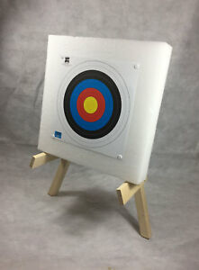ASD Archery Target Package Includes Stand, Foam Boss, Fita Faces & Target Pins