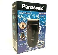 Panasonic ES3831K Portable Single Blade Shaver. Shaving Machine Washable Travel