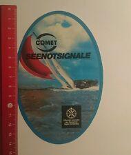 Autocollant/sticker: Comet perdition signaux (230916123)