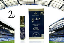 2 Pack Of Chelsea by Al Rehab Oriental Concentrated Perfume Oil 6ml