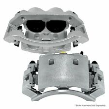 For 1985-1988 Toyota Pickup 2 Front Zinc Disc Brake Calipers