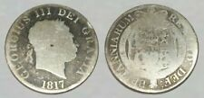 ☆ AWESOME !! ☆ 200 YEAR OLD - LARGE SILVER COLONIAL COIN !! ☆ KING GEORGE III