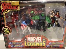 Marvel Legends Young Avengers Box Set & Debut Comic 2006 * WandaVision fans NIB