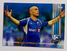 2013 Topps MLS Blue Parallel Marco Di Vaio #10/50