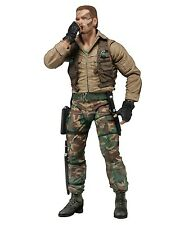 "Predator - 7"" Scale Action Figure- 30th Anniversary Jungle Extraction Dutch NECA"