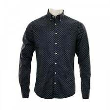 Cotton Fitted Button Down Casual Shirts & Tops for Men GANT