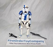 "Star Wars Black Series 6"" Inch Stormtrooper Commander Loose Figure COMPLETE"