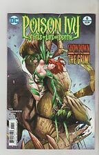 DC COMICS POISON IVY CYCLE OF LIFE AND DEATH #6 AUGUST 2016 1ST PRINT NM