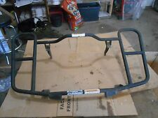 Bombardier Traxter 500 Rotax XL500 2001 01 front rack carrier
