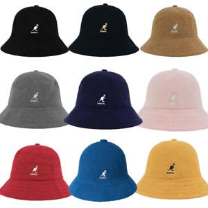 Hip-Hop Fashion Classic Kangol Bermuda Casual Bucket Hat Cap