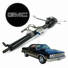 "78-82 GM A-Body 33"" Black Steering Column Automatic Keyed Cutlass Monte Carlo SS"