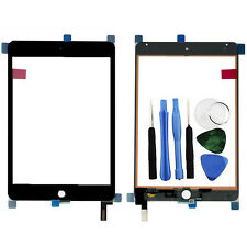 Brand New Nero Touch Screen Digitizer vetro + Strumenti Per Apple iPad Mini 4