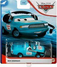 Disney Pixar Cars - BEN DOORDAN Bumper Save DINOCO 400 Mattel RARE HTF New 2020