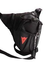 Waterproof Motorcycle Black Leg Bag Tank Pack Pocket Mountaineering Fishing Bag