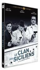 Jean Gabin-Dvd-Le clan des siciliens- Zone 2-Neuf sous blister-(1965)