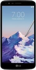 Boost Mobile - LG Stylo™ 3 4G LTE with 16GB Memory Prepaid Cell Phone - Metallic