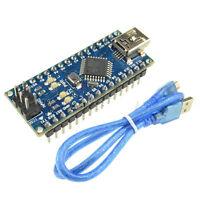 Nano V3.0 Mini USB ATmega328 16M 5V Micro-controller Board CH340G Arduino Cable